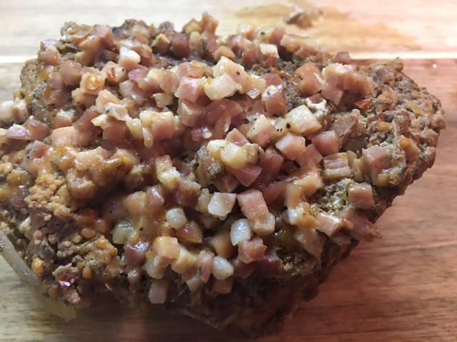 Pancetta Pork Roast